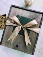 Подарочный набор Канистра из керамики