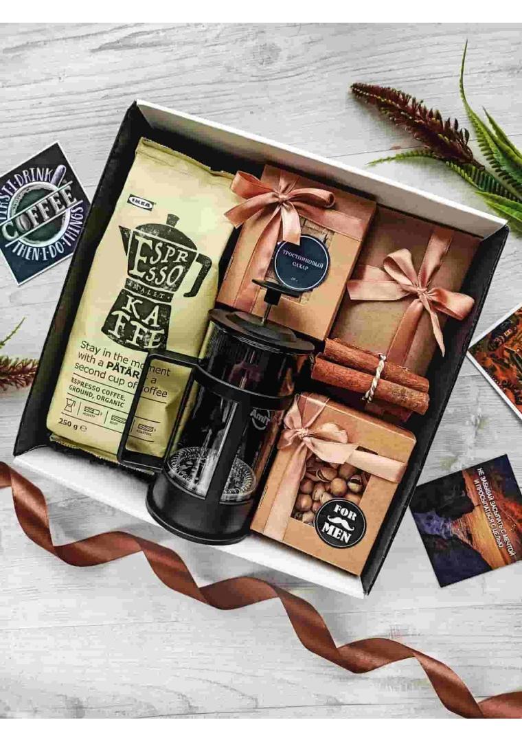 Подарочный набор Кофейное удовольствие