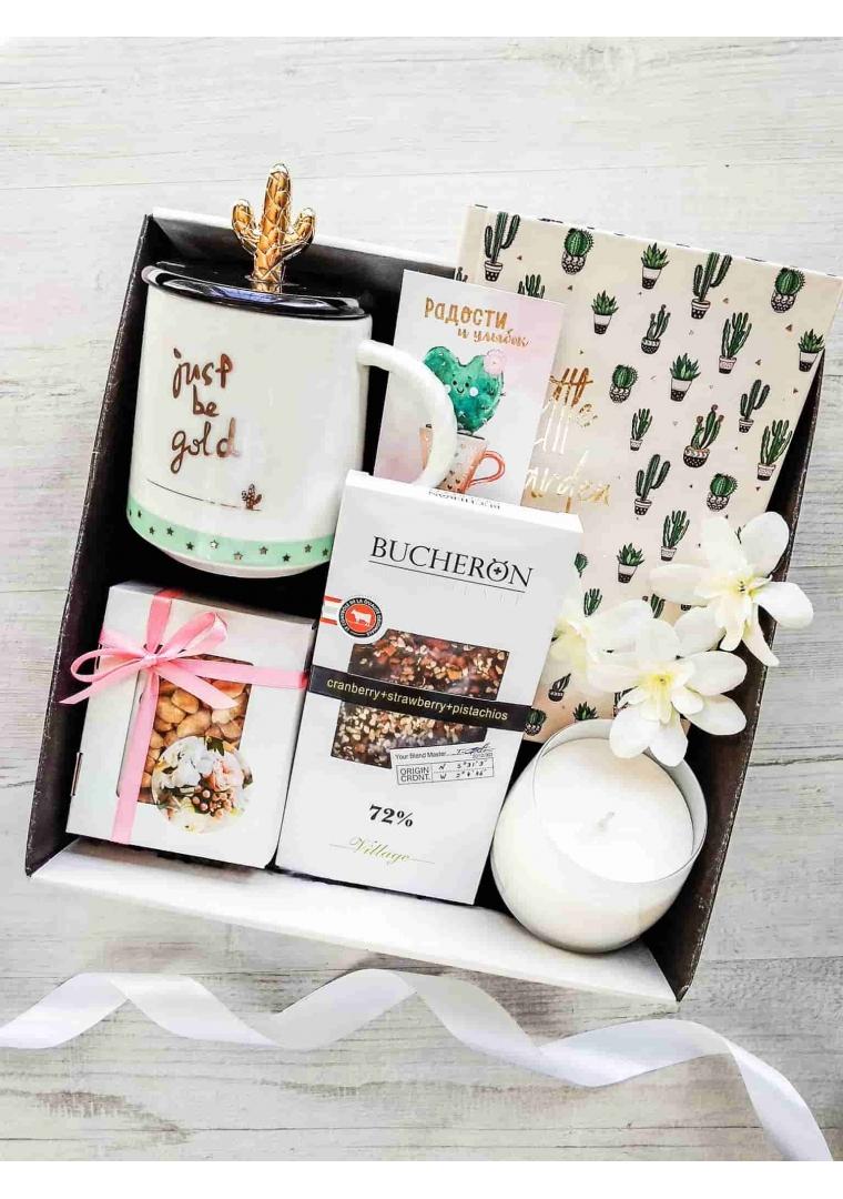Подарочный набор Little garden