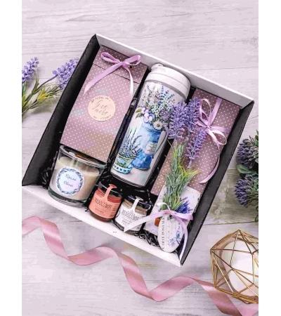 Подарочный набор Розовые мечты