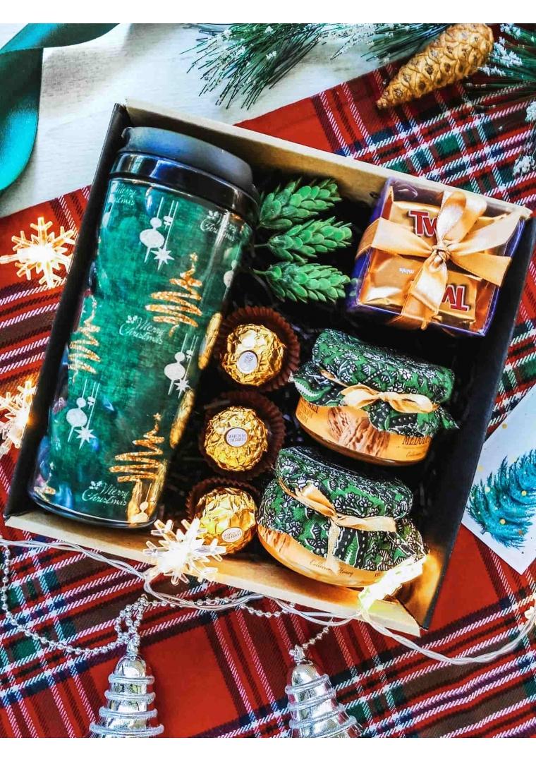 Подарочный набор Искры праздника