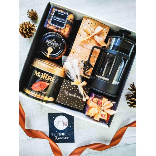 Подарочный набор Чайное удовольствие