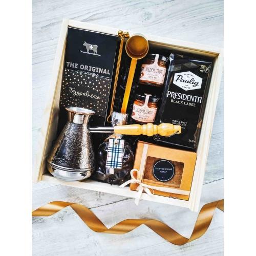 Подарочный набор Кофейный микс
