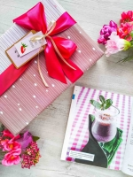 Подарочный набор Цветы и птицы
