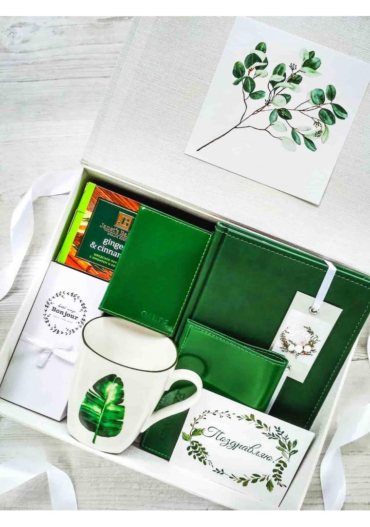 Подарочный набор Ботаника