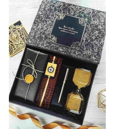 Подарочный набор Золотой босс