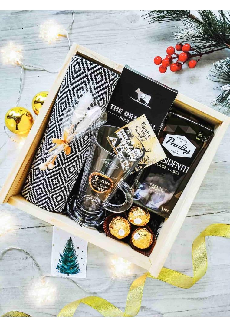 Подарочный набор Будь автором новогодней истории