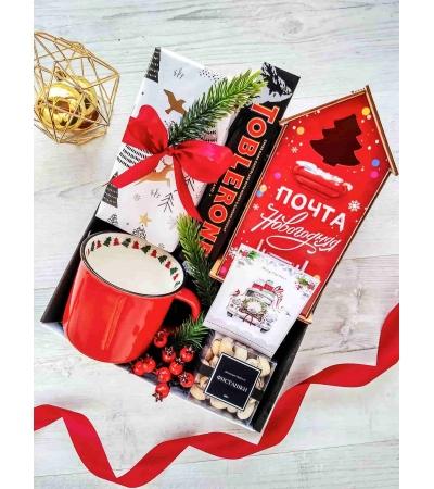 Подарочный набор Новогодняя почта